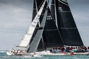 Day 2 IRC Nationals & Double Handed Nationals © Paul Wyeth/pwpictures.com