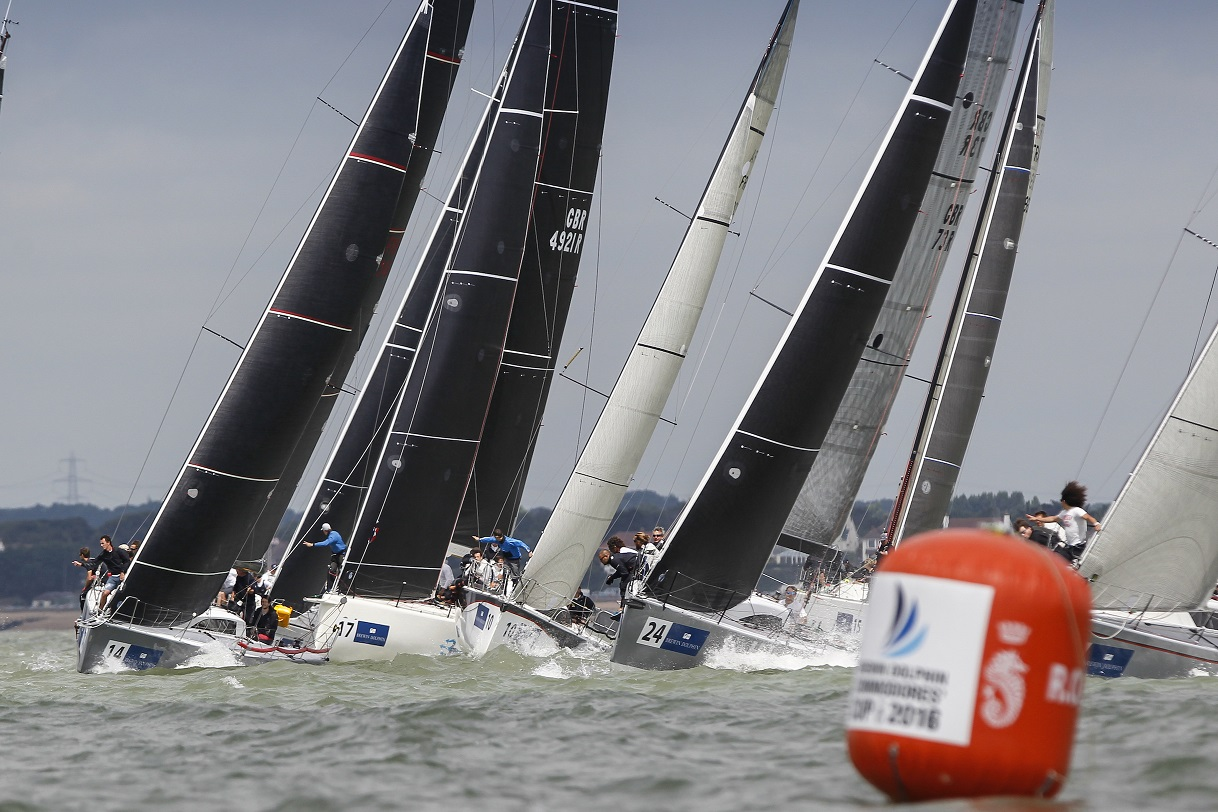 The Commodores' Cup: the premier Corinthian offshore regatta