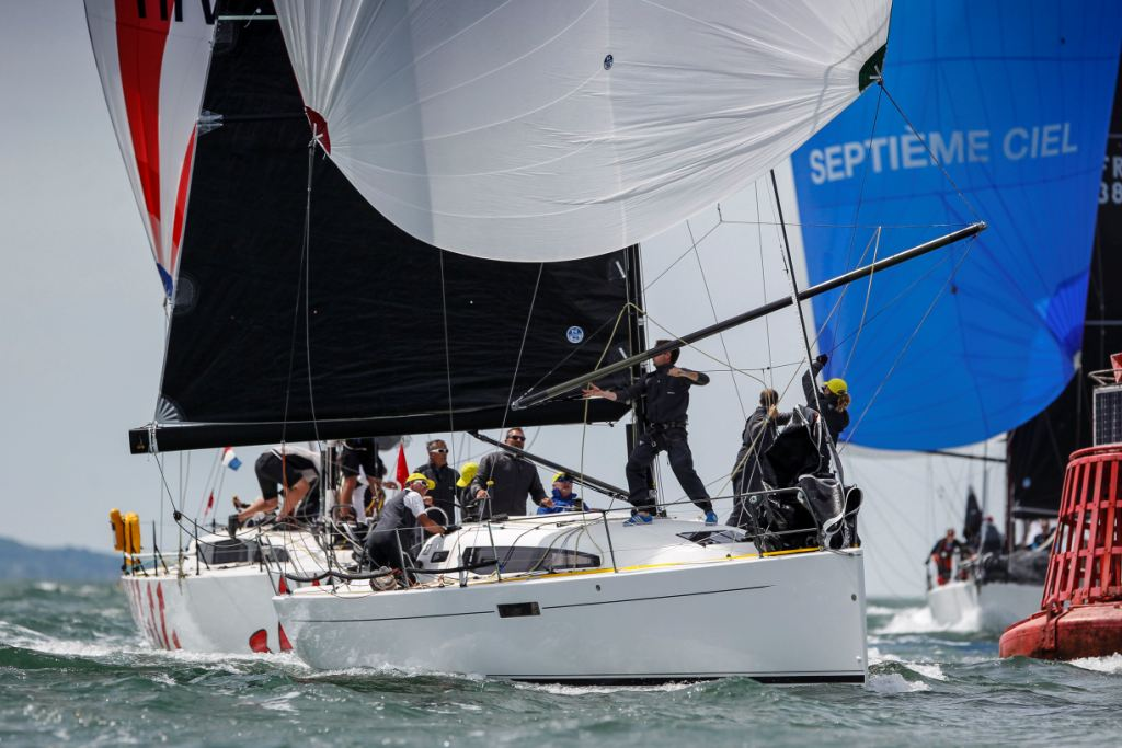 Coming off a big overall win at the IRC Europeans, J/Lance 12 will now be a contender in Class C © Paul Wyeth