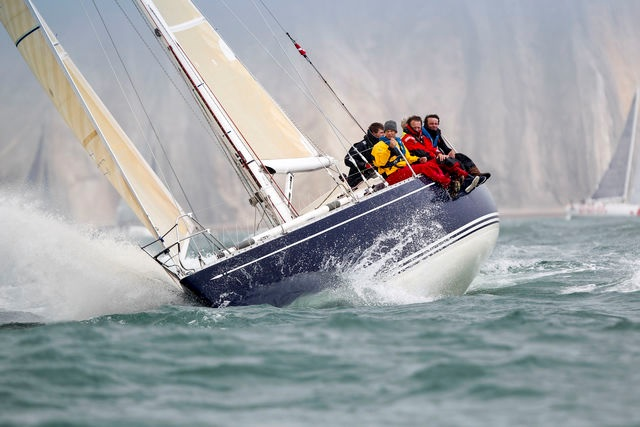 Harry Heijst's S&S 41 Winsome © Paul Wyeth/pwpictures.com