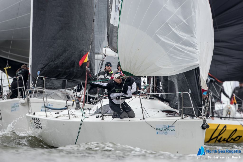 Racing in Class C will be tough: 53 boats will be fighting for space © Sander van der Borch