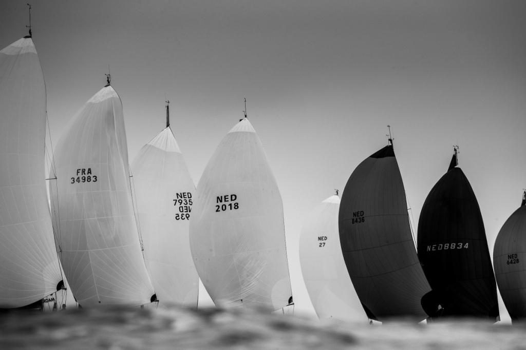 The Hague Offshore Sailing Worlds will feature 90 boats from 15 nations © Sander van der Borch