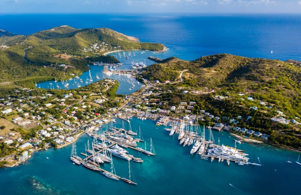 A spectacular fleet, with crews from around the globe will gather in Antigua for the 11th edition of the  RORC Caribbean 600 © RORC/Arthur Daniel