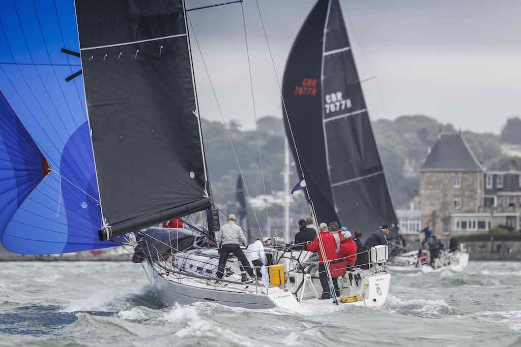 Entry for the IRC National Championship closes on 20th June where the cream of the IRC fleet gather to compete in the UK's highly competitive event over three days - 5th-7th July © Paul Wyeth/pwpictures.com