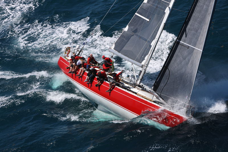 2019 IRC 2 winner, Scarlet Oyster © Tim Wright/Photoaction.com