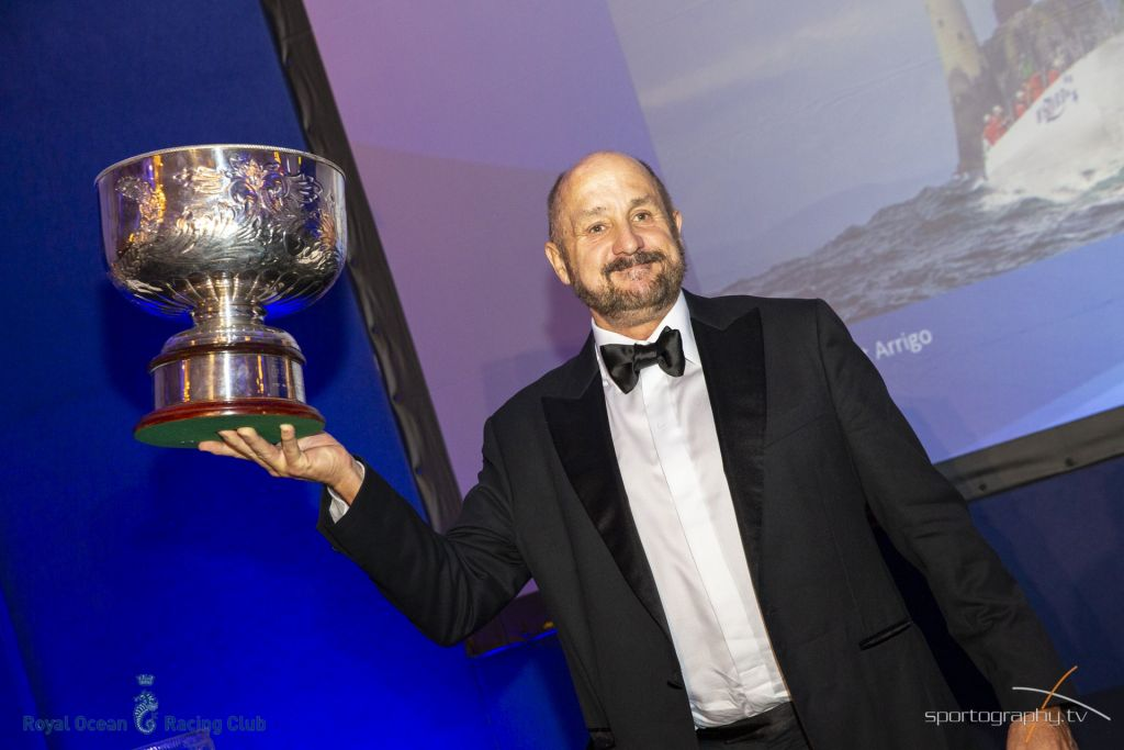 RORC Yacht of the Year - Wizard, Peter & David Askew's Volvo Open 70 (USA) © Sportography.tv