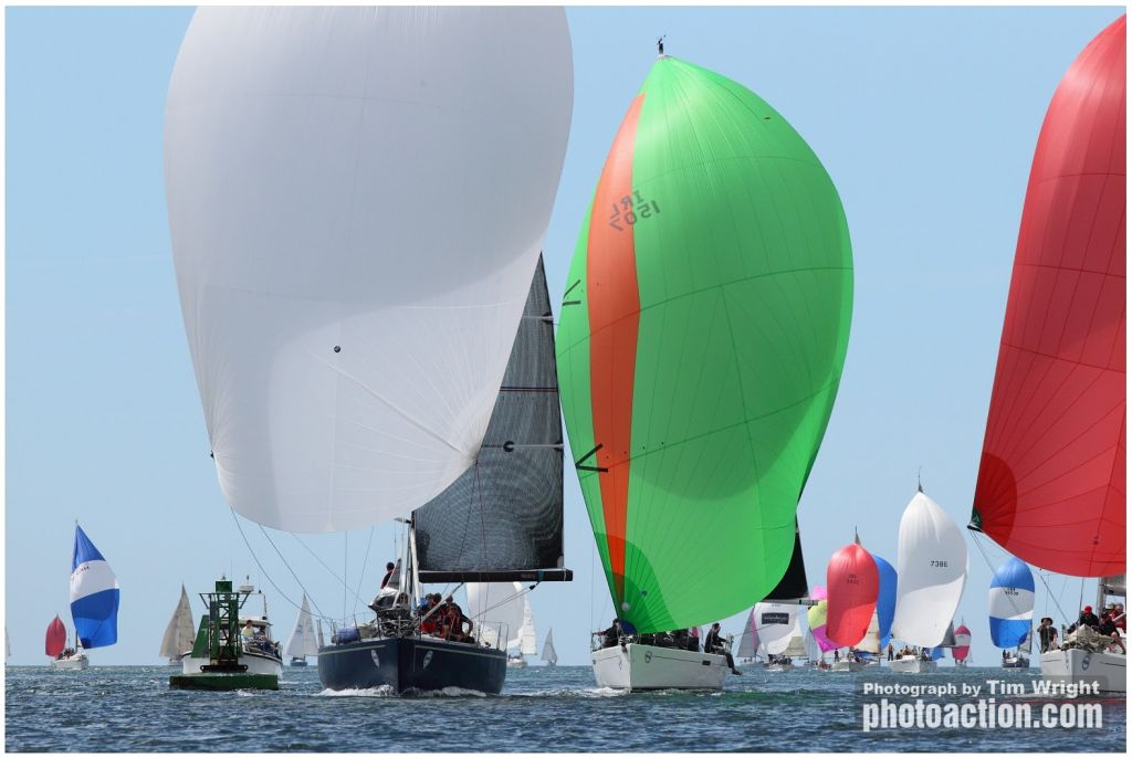 Online Entry is now open for the 2020 IRC European Championship © Tim Wright/Photoaction.com