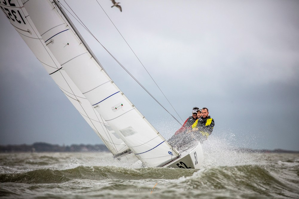 Jolly Roger Take Etchells Nationals Title. photo: Sportography.tv