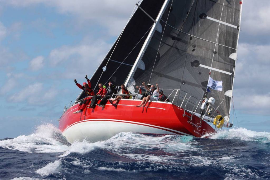 Aiming to hold onto their class win for the 7th time in a row. Racing in IRC Two - Ross Applebey's Swan 48  Scarlet Oyster? © Tim Wright/photoaction.com