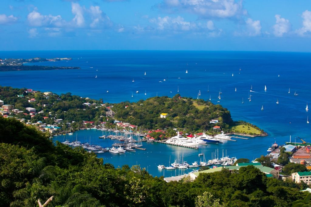 Camper & Nicholsons Port Louis Marina will once again welcome teams in the 7th RORC Transatlantic Race to Grenada © Camper & Nicholsons Port Louis Marina