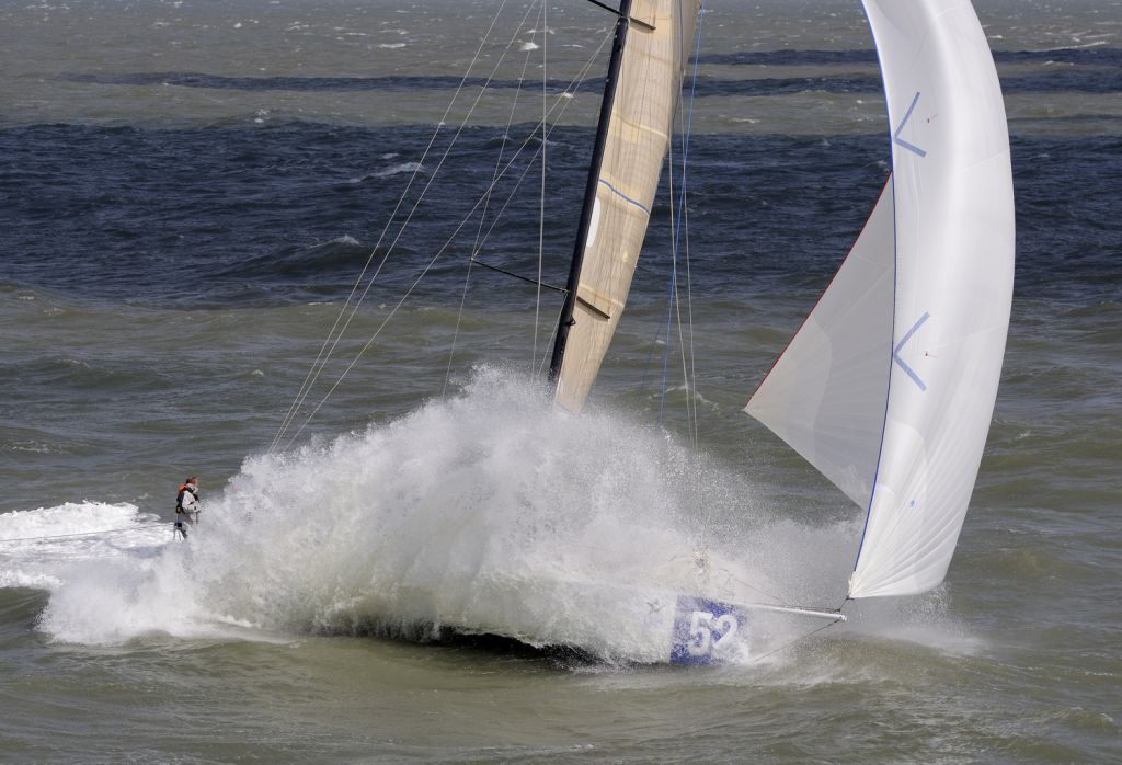 6. swish took record for under 40ft monohull rbi14 rt1156