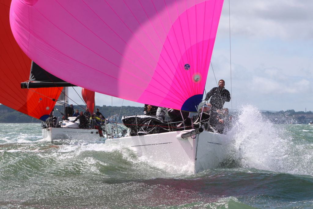The 2020 Landsail Tyres J-Cup entails three days of exciting and competitive racing, organised by the Royal Ocean Racing Club in the Central Solent
