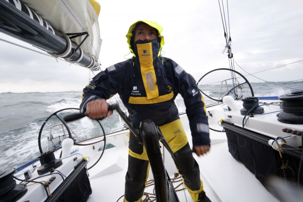 vendee globe training 2008