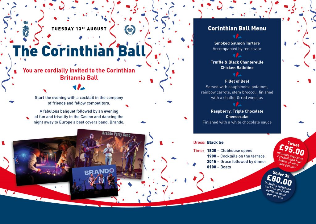 rorc the corinthian ball