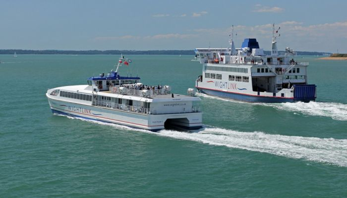 Discounted Ferry Travel for RORC Members