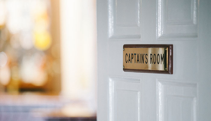 Captain's Room