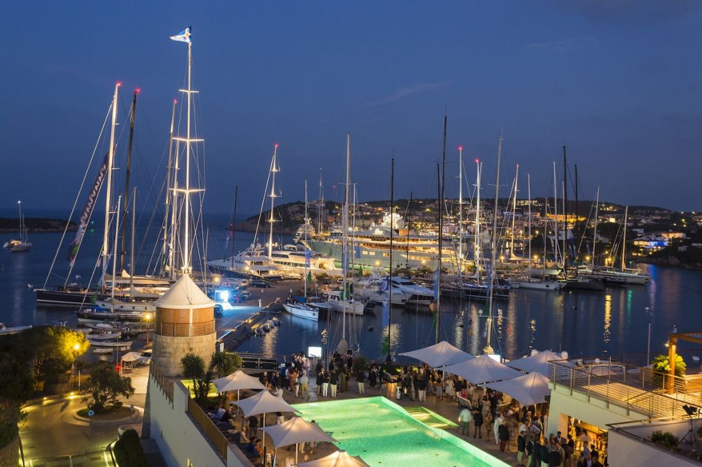 Yacht Club Costa Smeralda (YCCS) to host the 2022 ORC/IRC World Championship © Studio Borlenghi